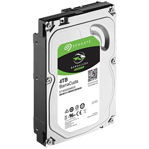 Seagate BarraCuda 4 TB Desktop-Festplatte SEAGATE ST4000DM005