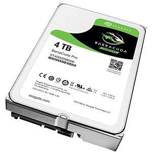 4TB Festplatte Seagate BarraCuda Pro - Desktop SEAGATE ST4000DM006