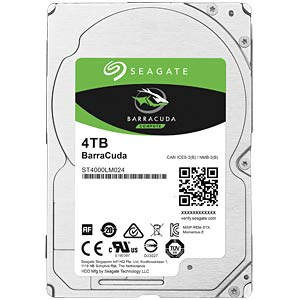 2,5 HDD 4TB Seagate Barracuda Mobile SEAGATE ST4000LM024