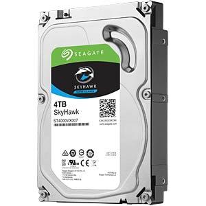 Video-Festplatte, 4 TB, Seagate SkyHawk SEAGATE ST4000VX007