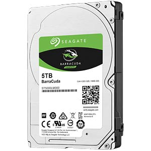2,5 HDD 5TB Seagate Barracuda Mobile SEAGATE ST5000LM000