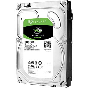 Seagate BarraCuda 500 GB desktop hard drive SEAGATE ST500DM009