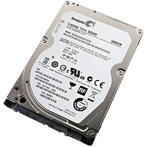 Notebook hybrid disk, 500 GB, Seagate SSHD SEAGATE ST500LM000