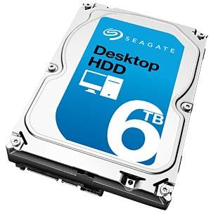 int. HDD 3,5´´ SATA3 6.0TB Seagate SEAGATE ST6000DM001