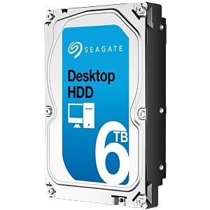 Desktop-Festplatte, 6 TB, Seagate Desktop SEAGATE ST6000DM001