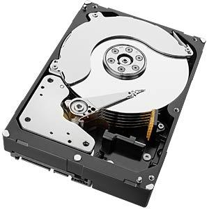 6TB Festplatte Seagate BarraCuda Pro - Desktop SEAGATE ST6000DM004