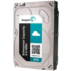 Desktop-Festplatte, 6 TB, Seagate Enterprise SEAGATE ST6000NM0024