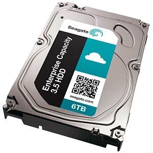Desktop-Festplatte, 6 TB, Seagate Enterprise SEAGATE ST6000NM0004