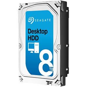 Desktop hard drive, 8TB, Seagate Desktop SEAGATE ST8000DM002
