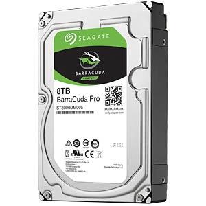 8TB Festplatte Seagate BarraCuda Pro - Desktop SEAGATE ST8000DM005