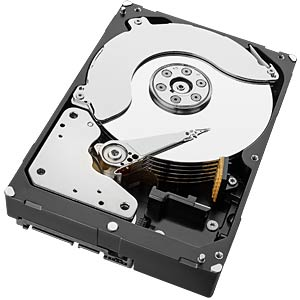 NAS hard drive, 8 TB, Seagate IronWolf SEAGATE ST8000VN0022