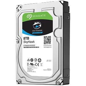 8TB Festplatte Seagate SkyHawk - Video SEAGATE ST8000VX0022