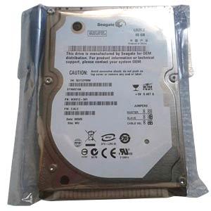 "Internal hard drive 2.5"" ATA 80GB 5400rpm SEAGATE ST980210A"
