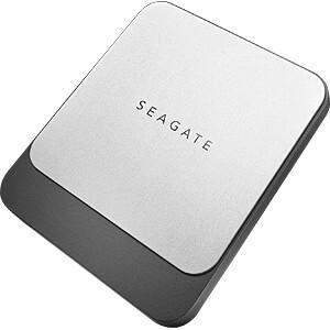 Seagate Fast SSD 500GB, USB-C 3.0 SEAGATE STCM500401