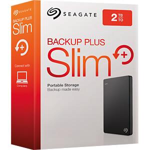 Seagate Backup Plus Portable 2TB schwarz SEAGATE STDR2000200