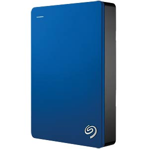 Seagate Backup Plus Portable 4TB blau SEAGATE STDR4000901