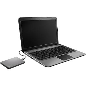 Seagate Backup Plus Portable 2TB silber SEAGATE STDR2000201