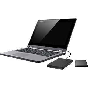 Seagate Backup Plus Portable 1TB schwarz SEAGATE STDR1000200