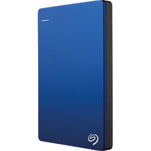 Seagate Backup Plus Portable 1TB blau SEAGATE STDR1000202