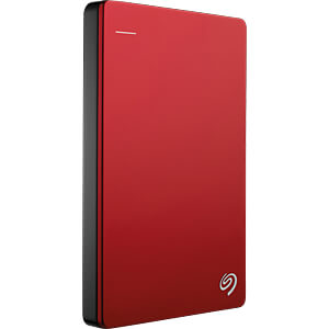 Seagate Backup Plus Portable 2TB rot SEAGATE STDR2000203