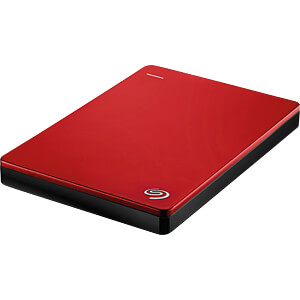 Seagate Backup Plus Portable 1TB rot SEAGATE STDR1000203