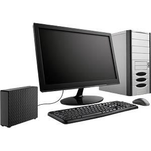 Seagate Expansion Desktop (2015) 3TB, USB 3.0 SEAGATE STEB3000200