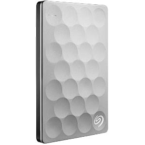 Seagate Backup Plus Ultra Slim 1TB silber SEAGATE STEH1000200