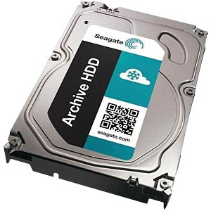 Desktop hard drive, 8 TB, Seagate Archive SEAGATE ST8000AS0002