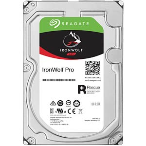 4TB Festplatte Seagate IronWolf Pro - NAS SEAGATE ST4000NE0025