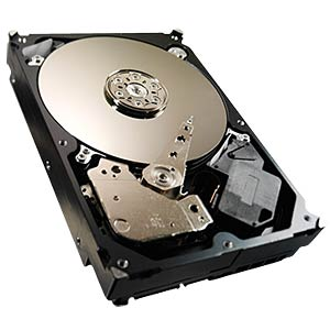 Desktop-Festplatte, 500 GB, Seagate Video SEAGATE ST3500312CS
