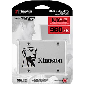Kingston SSDNow UV400 960GB KINGSTON SUV400S37/960G
