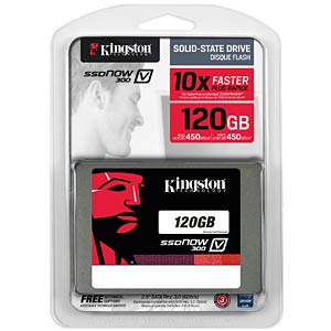 Kingston SSDNow V300, 120 GB KINGSTON SV300S37A/120G