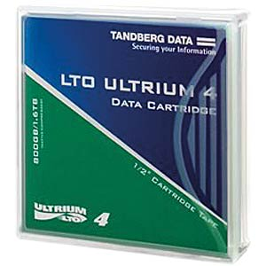 Tandberg LTO Ultrium 4 cartridge, 800/1600 GB TANDBERG 433781