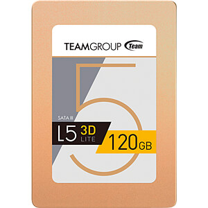 Team Group L5 Lite 3D SSD 120GB TEAM GROUP T253TD120G3C101