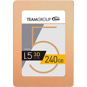 Team Group L5 Lite 3D SSD 240GB TEAM GROUP T253TD240G3C101
