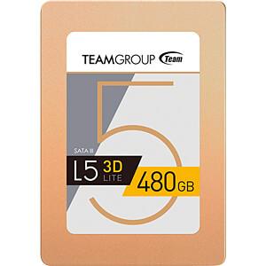 Team Group L5 Lite 3D SSD 480GB TEAM GROUP T253TD480G3C101