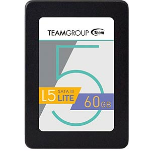 SSD Team Group L5 Lite 60 Go 6,35 cm (2,5 ) TEAM GROUP T2535T060G0C101