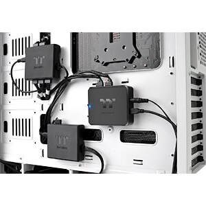Thermaltake internal USB-Hub, Typ A, 9 Pin THERMALTAKE PS-ACC-IU2H00R-1