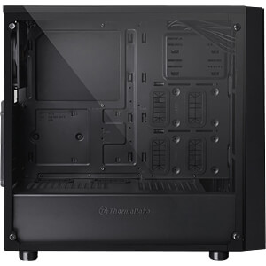 Thermaltake Tower Versa J21 TG schwarz THERMALTAKE CA-1K1-00M1WN-00