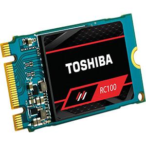 Toshiba RC100 Series M.2 NVMe 240GB TOSHIBA RC100-M22242-240G
