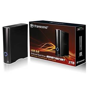 4TB externe Festplatte StoreJet 35T3 Turbo TRANSCEND TS4TSJ35T3