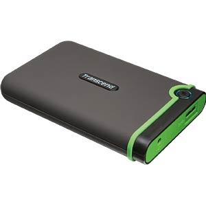 Ext. HDD 2.5´´ USB 3.0 1 TB TRANSCEND TS1TSJ25M3
