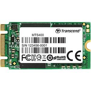 Transcend MTS400 64-GB SSD M.2 6Gb/s TRANSCEND TS64GMTS400