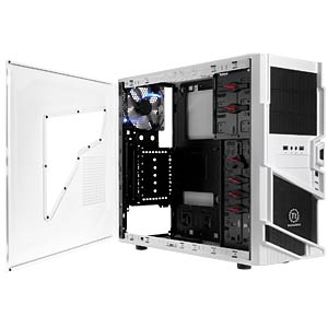 Thermaltake Miditower Commander MS-1 Snow THERMALTAKE VN40006W2N