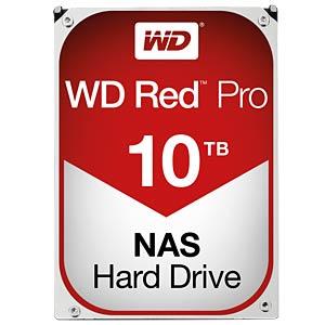 10TB Festplatte WD RED PRO - NAS WESTERN DIGITAL WD101KFBX