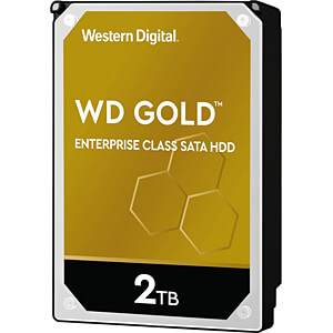 2TB Festplatte WD Gold - Datacenter WESTERN DIGITAL WD2005FBYZ