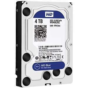 WD Blue 3,5-Zoll-PC-Festplatte mit 4 TB WESTERN DIGITAL WD40EZRZ