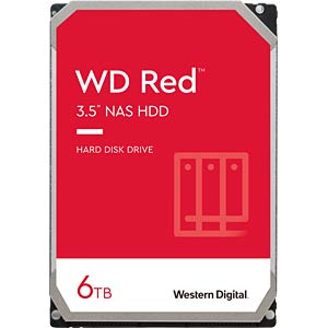 Disque dur 6 To WD RED - NAS WESTERN DIGITAL WD60EFAX