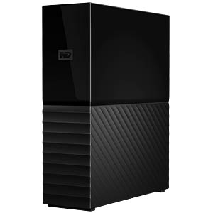 10TB WD My Book WESTERN DIGITAL WDBBGB0100HBK