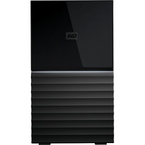 12TB WD My Book Duo USB-C WESTERN DIGITAL WDBFBE0120JBK-EESN